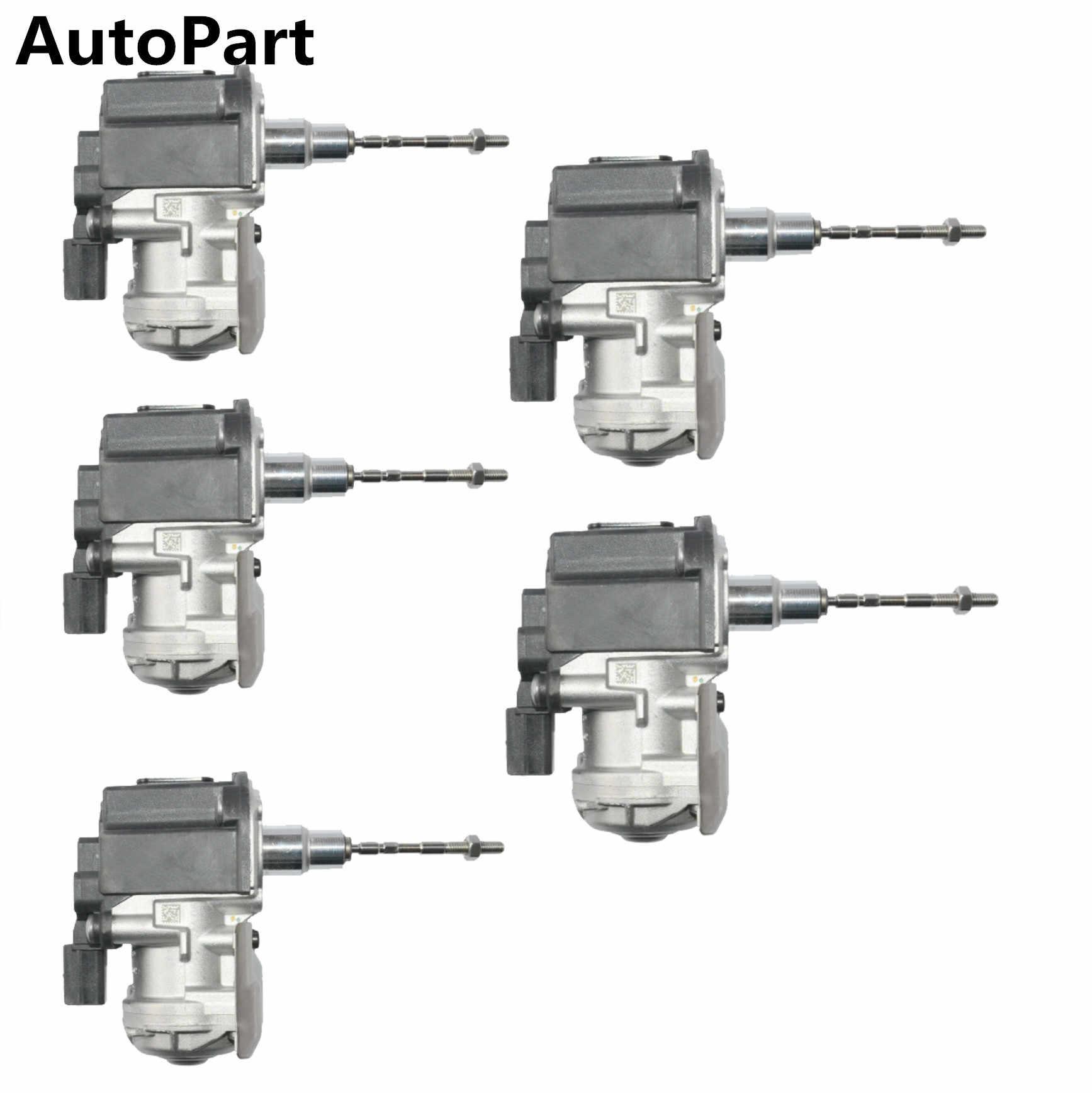 Turbo siłownik elektryczny ładowarka siłownik elektryczny turbosprężarki dla Audi A4 S4 A5A6 EA888 silnika 2.0TFSI 06L145722L 06L 145 612 K