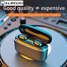 Alecuci g5s bluetooth 50 Беспроводной наушники с зарядный чехол