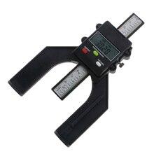 Цифровой ЖКД Магнитная диафрагма ноги 80 мм ручной маршрутизатор устойчивая датчик глубины