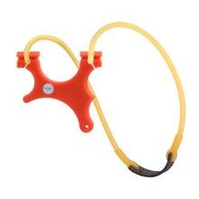Мини-Рогатка выстрел Пластик Сталь катапульта слинг для скрипки с надписью инструменты игрушка для Игра на открытом воздухе для детей