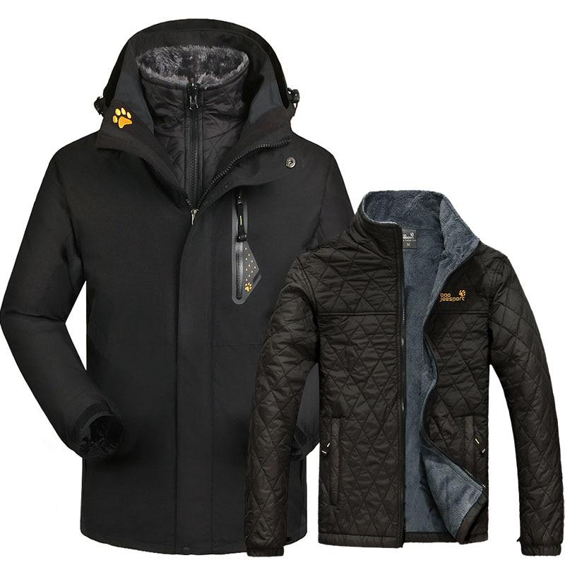 Warm Ski Suit Men Women Winter Ski Jacket Snowboard Jackets Waterproof Windproof Breathable Snow Outdoor Mountain Skiing Clothes