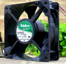 24V 0.50A 12038 TA450DC B33534-51 1PCS NEW NIDEC ventilador de refrigeração
