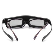 3D แว่นตา Active Shutter แบบชาร์จไฟได้แว่นตา DLP Link Optama โปรเจคเตอร์ R66F