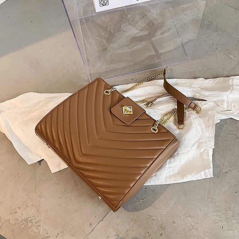Вместительная сумка-тоут YL решетчатая коллекция otali.ru, модная новинка, Высококачественная женская дизайнерская сумка из искусственной кожи, вместительные сумки-мессенджеры на плечо