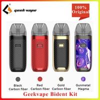 Newest GeekVape Bident pod Kit 950mah 3.5ml/2ml Electronic Cigarette AS Chip Vape Kit Dual coil system vs caliburn /frenzy pod