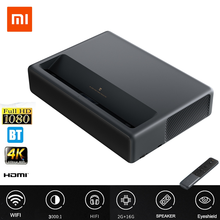 Xiaomi Mijia Laser Projector Tv 4K Full Hd 1500 Ansi 150 Inch HDR10 Geen Screen Thuisbioscoop Cinema