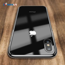 Funda transparente de TPU suave para iPhone 11 Pro Max X XS Max Xr 6 6S 7 8 Plus funda transparente para iPhone 4S 5 5S Se(China)