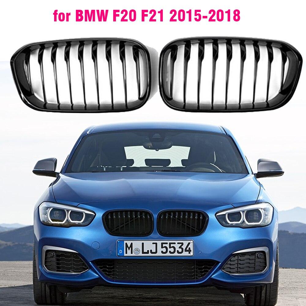 Передняя решетка для BMW F20 F21 2015-2019 118i 120i 125i m140i m