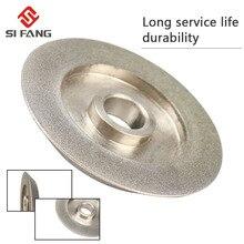 78mm galwanizacja ściernica diamentowa 45 stopni szlifierka kątowa szlifierka tarcza szlifierska do szlifowania narzędzie do cięcia ściernego Gri