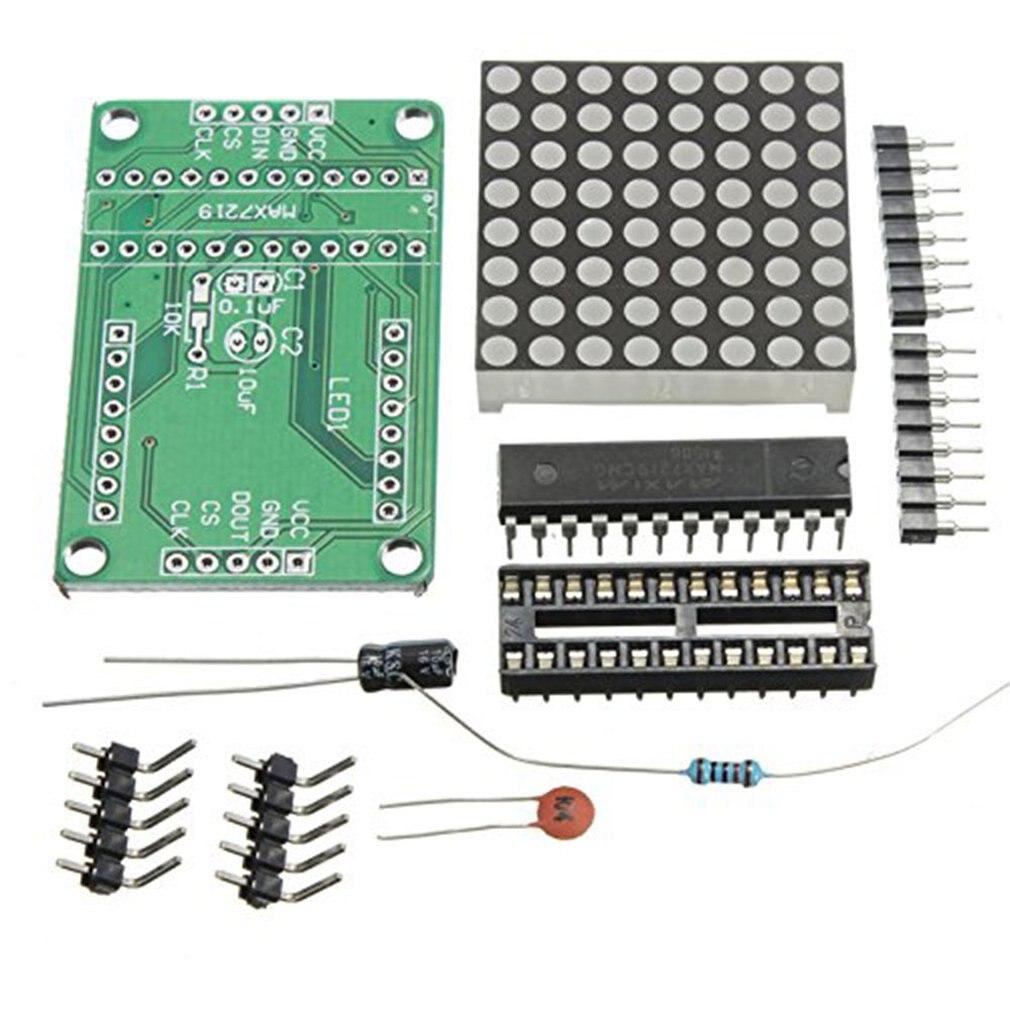Max7219 Dot Matrix Module Display Module Diy Kit Module Mcu
