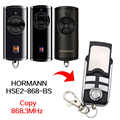 HORMANN HSE2BS HSE 2 BS リモコン HSE2-868-BS HORMANN HS5 HSE 2 4 BS 868.3MHz ガレージゲートリモコン