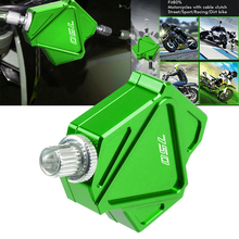 For KAWASAKI Z750 Z750R Z750S Z 750 Z 750 R Z 750 S NEW Clutch Lever Easy Pull Cable System Motorcycle Accessories Fashion Logo