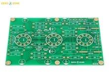Zerozone Amplificador De EAR834 Hi Fi Riaa Mm (Imán Móvil) 12AX7 Kit De Pcb Estéreo Diy Preamplificador Placa De Circuito Pcb