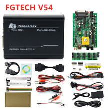 High Quality 2019 FGTech V54 Galletto 4 Full Chip Support BDM Full Function Fg Tech V54 Auto ECU Chip Tuning Multi-Language bdm 100 ecu programmer bdm100 v1255 universal chip tunning tool bdm 100 with free shipping