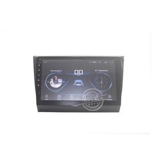Image 2 - Автомобильный DVD плеер HACTIVOL, 10 дюймов, 1024*600, четыре ядра, android 8,1, с GPS, Wi Fi, bluetooth