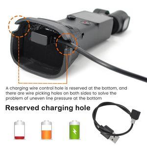 Image 3 - Подставка для зарядки, держатель для зарядки с удлинительным кабелем для камеры