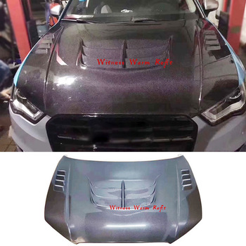 For A3 S3 High Quality Full Carbon Fiber Engine hood Bonnets Car Styling For Audi A3 S3 Car body kit 2013-2019