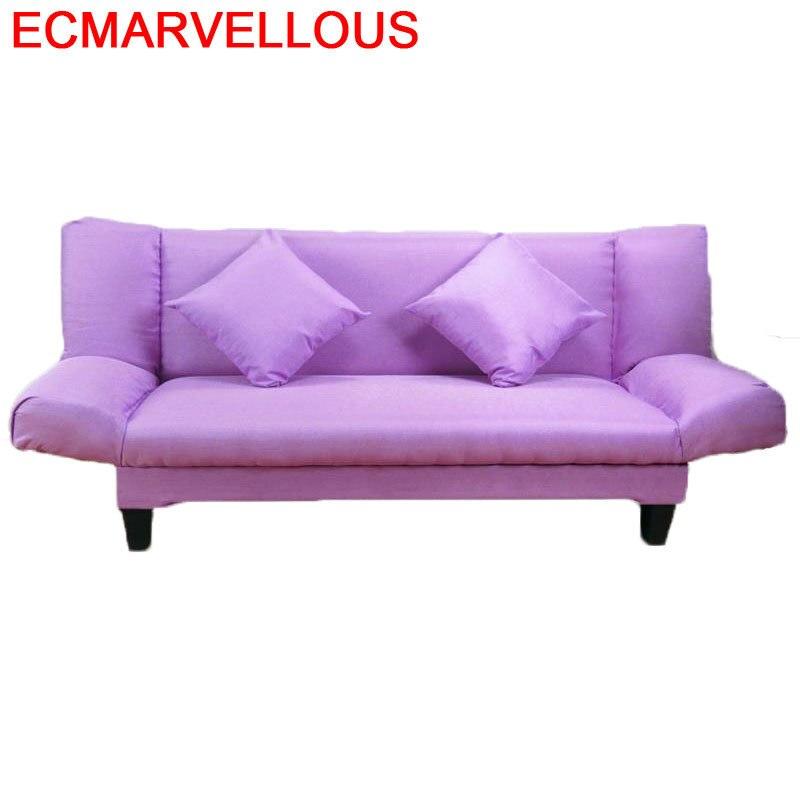 Mobili Cama Plegable Fotel Wypoczynkowy Para Sala Meuble De Maison pliant ensemble salon meubles Mobilya Mueble canapé-lit