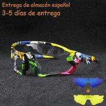 цена на Summer Sunglasses Black Red Blue Photochromic Cycling Glasses UV400 MTB Bike Bicycle Riding TR90 Outdoor Sport Polarized Eyewear