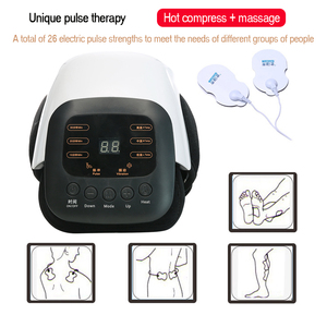 Image 5 - Masseur intelligent de genou, soulagement de la douleur, Instrument rhumatismal, 1 pièce, chauffage par Vibration, thérapie de larthrose, Shiatsu