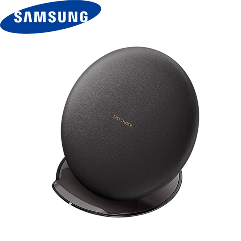 Original Samsung Qi Wireless Charger EP-PG950 Galaxy S9 S10 S8 Plus S6 S7 edge Note 9 8 10 For iPhone 8 X XR XS MAX 11 pro max image