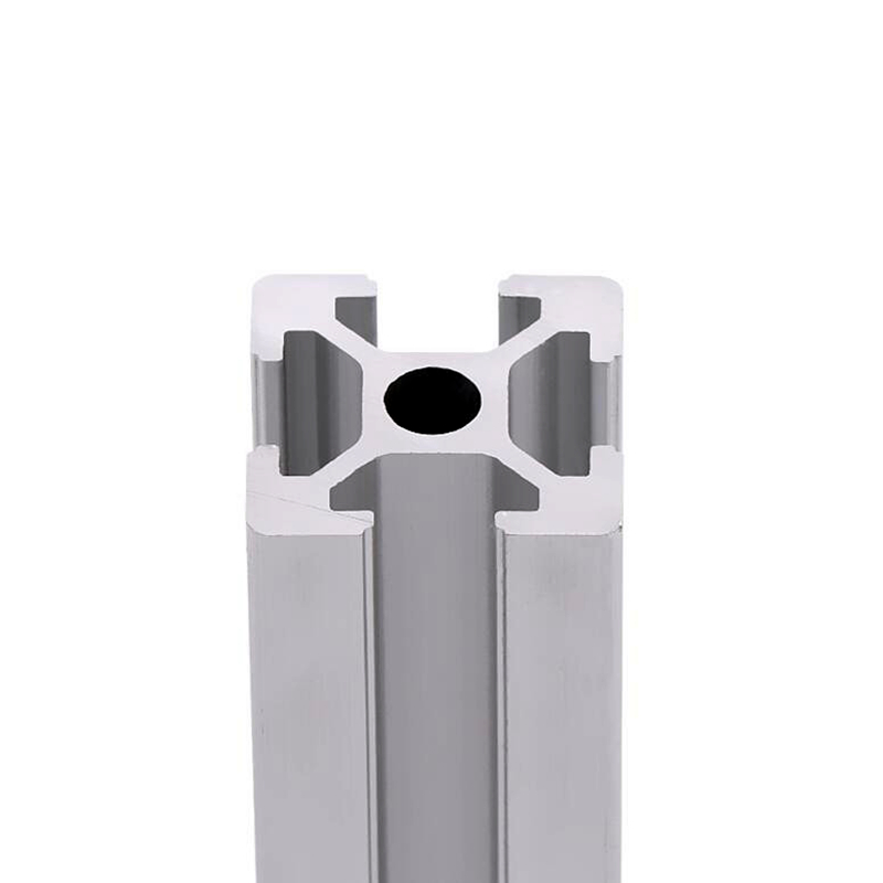 2020 Aluminum Profile Extrusion 100mm To 800mm Length Linear Rail 200mm 400mm 500mm For DIY 3D Printer Workbench CNC