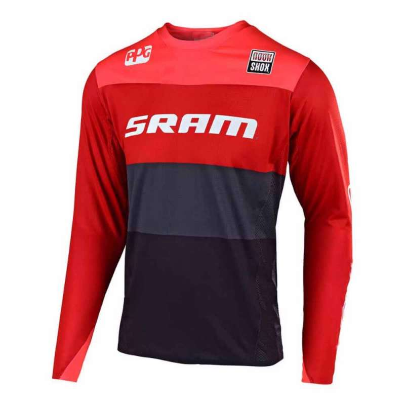 2020 Riding Jersey Motocross Jersey Mx Downhill Ropa Mtb Mountain <font><b>Bike</b></font> Shirt <font><b>Equipement</b></font> Motor Cross Clothingelectric Motorcycle image