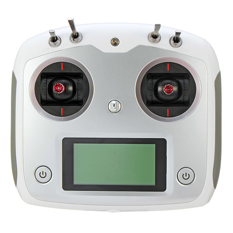 Image 4 - FLYSKY FS i6S i6S 2.4G 10CH AFHDS 2A Centering Throttle Transmitter with Holder iA6B A8S iA10B Receiver RetailBox RC FPV Drone-in Parts & Accessories from Toys & Hobbies