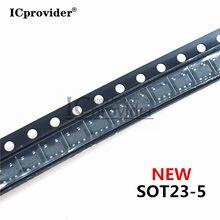 10PCS MIC5205-5.0YM5 MIC5205-5.0 SOT23-5 SOT MIC5205 5V KB50 SMD Novo e original