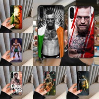 Conor McGregor Notorious Phone case for For SamSung Galaxy A M 5 8 10 20 30 31 40 50 51 70 71 80 s e black black waterproof