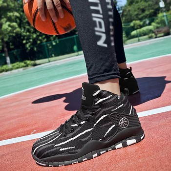 Men Sneakers Summer Running Shoes Men for adults Sports Shoes Jogging footwear Increase Anti Slip man basketball trainers