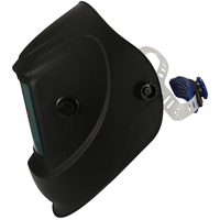 New Solar Energy Automatic Changing Light Welding Mask Cap TIG GMAW Welding Helmet with Large Window and 4pcs Arc Sensors