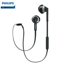 Philips SHB5250 Bluetooth Headset Sport Running Draadloze Opknoping Hals In Ear Oortelefoon Ondersteuning Apple Samsung Huawei Smartphone