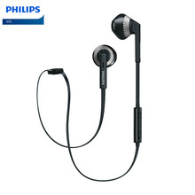 Philips SHB5250 Bluetooth headset sport läuft drahtlose hängenden hals in-ohr kopfhörer unterstützung Apple Samsung Huawei Smartphone(China)