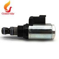 CAT Hydraulic Cartridge Group Solenoid Valves 474 9387 Hydraulics Valves 4749387 for Caterpillar Diesel excavator