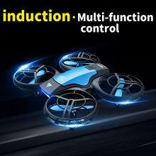 Zlrc v8 novo mini zangão 4k profissão hd grande angular câmera 1080p wifi fpv zangão câmera altura manter drones câmera helicóptero brinquedos