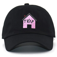 Casquette de Baseball en coton pur, casquette de Baseball, pour Album Rap LP pour papa, style Hip Hop, tout assorti, vente en gros