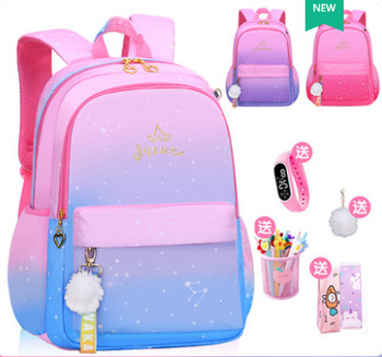 Children School Bags Girls Kids Satchel Primary Orthopedic school backpack princess Backpack schoolbag kids Mochila Infantil kids backpacks lovely school bags for girls primary school student satchel mochila children printing backpack rucksack schoolbag