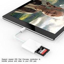 USB 3.1 typu C USB do Micro SD SDXC czytnik kart TF adapter do Macbooka Mac airPro OTG interfejs typu c telefon komórkowy