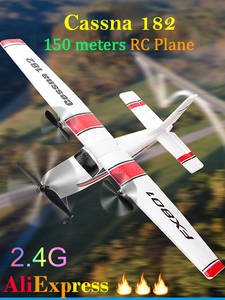 RC Airplane Glider Battery Beginner Epp Foam Remote-Control Fly-Time Aircraf Electric