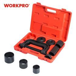 WORKPRO 4WD BALL JOINTER REMOVER/instalator zestaw narzędzi do napraw samochodowych w Zestawy narzędzi ręcznych od Narzędzia na