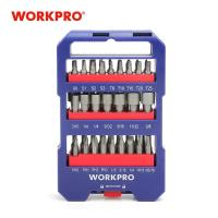 WORKPRO-Juego de puntas de destornillador, conjunto de brocas múltiples de 51 piezas, tipo Phillips, ranurado, Torx, hexagonales y de tuercas