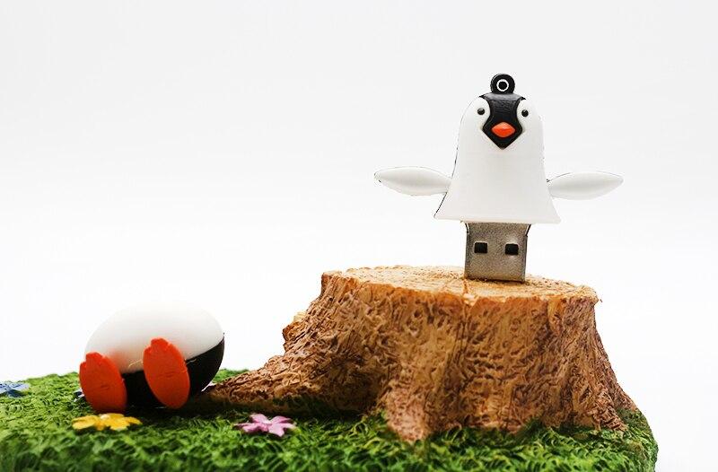 Looney Tunes usb flash drive 32GB16GB 8GB 4GB pendrive dog penguin lion ghost groot character cartoon animal pen drive usb stick