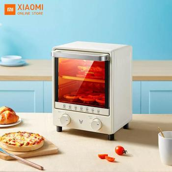 Xiaomi Viomi Mini Electric Oven 12L 800W Toaster Double Layer Home Baking Multifunctional For