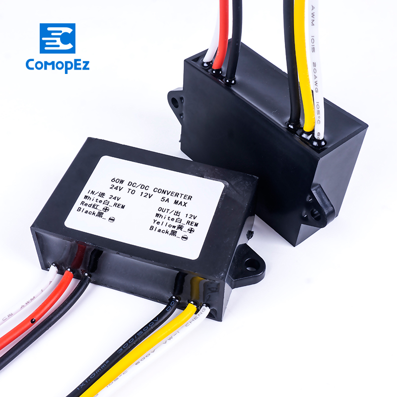 <font><b>12V</b></font> DC Converter <font><b>24V</b></font> <font><b>to</b></font> <font><b>12V</b></font> 1.5A 2A 3A 5A 8A 10A 12A 15A 20A 30A <font><b>40A</b></font> Buck Step Down Regulator Power DC Converters image