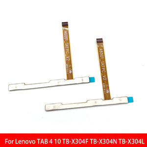 TAB Key-Button Flex-Cable Power-Switch Lenovo for 4-10/Tb-x304f/Tb-x304n/Tb-x304l Volume