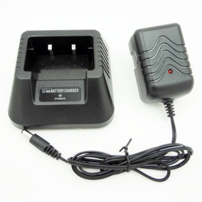 For Baofeng UV 5R USB Desktop Battery Charger For Uv-5r 5re Parts Tabletop Li-Ion Charger Radio Walkie Talkie Accessories