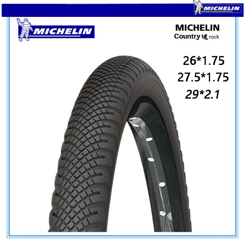 """27.5/"""" x 2.1/"""" X-Country Michelin Bike Tyre MTB Wire Country Race/'R"""