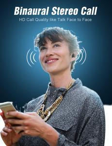 Image 5 - TAGRY Bluetooth TWS Tai Nghe Nhét Tai Màn Hình Hiển Thị Led 30H Giờ Chơi Hai Tai Gọi Đúng Tai Nghe Nhét Tai Không Dây Kim Loại Charing Ốp Lưng Có Mic