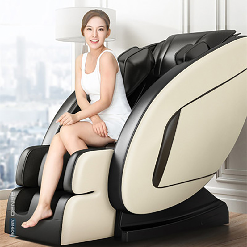 Home Full Body Capsule Multifunction Electric Massage Chair Small Massager Automatic Kneading 4d Smart Massage Sofa